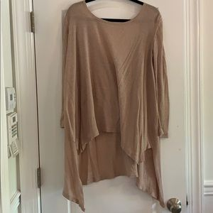 Free people thin thermal top